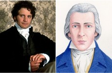 Here's what Mr Darcy from Pride and Prejudice would have really looked like - and it's not Colin Firth