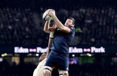 Goujon dips in as France and Scotland make blindside changes