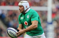 Ireland call on Tracy as cover after captain Rory Best hit by stomach bug