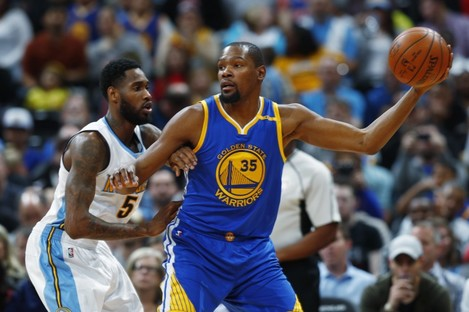 Kevin Durant is helping the Warriors get even better.