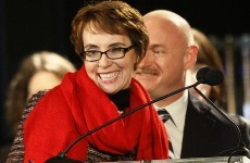 In pictures: Giffords leads remembrance of Arizona shooting