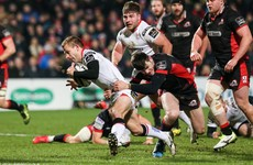 Ulster earn much-needed win after surviving late Edinburgh comeback
