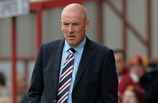 Confusion at Rangers after manager reportedly denies he resigned