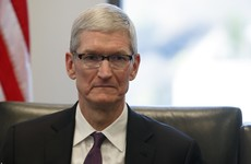 'It's killing people's minds': Apple boss Tim Cook on 'fake news'