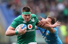 Two hat-tricks as Schmidt's Ireland hammer Italy to get Six Nations bid rolling