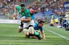 As it happened: Italy v Ireland, Six Nations