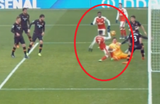 Alexis Sanchez's goal has everyone debating what is and isn't a handball