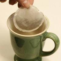The burning question*: When do you take teabag out of cup?