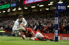 England overcome intense Welsh resistance to maintain winning streak