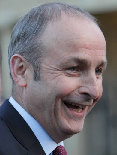 Fianna Fáil has an ELEVEN point lead over Fine Gael in opinion poll