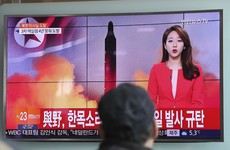 North Korea fires ballistic missile drawing tough response from Trump