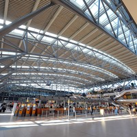 Over 50 injured as strange smell shuts Hamburg airport