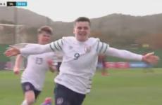 Ireland U19s striker scores cracking individual goal in win over Portugal