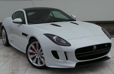The Jaguar F-Type has a wicked-sounding V6 and is loved by villains