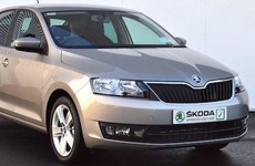 DoneDeal of the Week: This Skoda Rapid is a good value family saloon