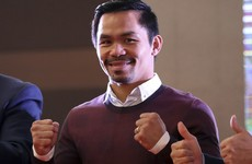 Manny Pacquiao asks Twitter followers to pick next opponent