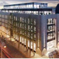 Businesses are snapping up Dublin offices that haven't even been built yet