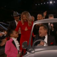 Here are several ways in which Blue Ivy was the ultimate winner at last night's Grammys