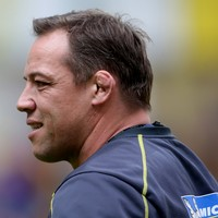 Ex-Leinster forwards coach Jono Gibbes to take charge at Ulster