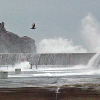 Walkers warned to be careful on coasts as high winds expected