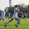 Blackrock send out a signal of intent with four-try win over Terenure