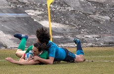 The last play of Ireland Women v Italy was one of the moments of the weekend