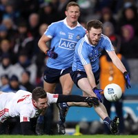 Analysis: How Tyrone's sweeper and tackling nearly ended the Dubs' unbeaten run
