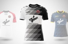 Bohs fans have voted for this St Pauli-inspired design as their new away jersey