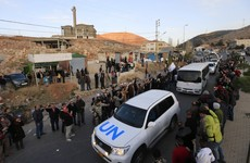 UN warns of 'looming humanitarian catastrophe' in four Syrian towns
