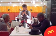 A guy on Channel 4's First Dates told his date to pay 'another ten quid' on her half of the bill