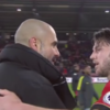 Guardiola makes heartwarming gesture to Ireland's Arter over loss of his child