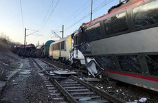 One dead and several hurt after trains collide in Luxembourg