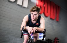 Balancing 30+ hours of training a week and a full-time college degree: Ireland's most promising triathlete