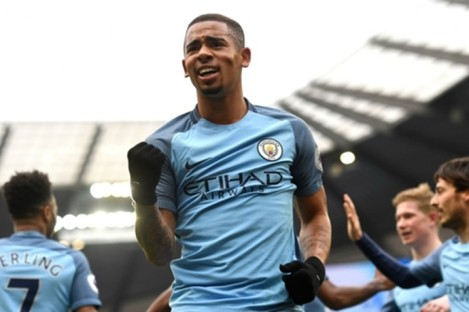 Gabriel Jesus has enjoyed a dazzling start to his Premier League career.