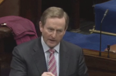 Enda Kenny takes a number of different positions on Zappone conversation
