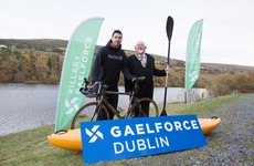 A unique adventure race is coming to Dublin for the first time this weekend