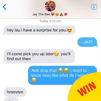 A Ballymena couple's brilliant Valentine's Day text exchange is taking over Twitter