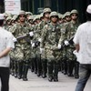 Eight killed in knife attack on Chinese crowd