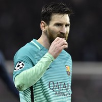 'All night he was sloppy' - Ferdinand and Gerrard slam Messi's Valentine's Day display
