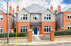 Edwardian style with modern build quality in the heart of Dublin 6