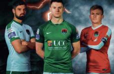Cork City launch new kits ahead of 2017 season kick-off