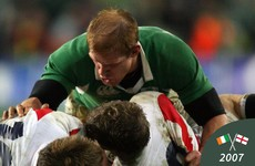 'The game in Croke Park made normal Ireland-England Tests look like a garden fete'