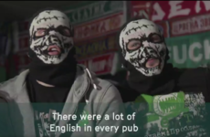 Russian hooligans reveal how they're preparing for next year's World Cup in new BBC documentary