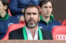 Eric Cantona seeking nomination to run for President of France