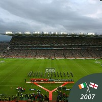 Quiz: How well do you remember Ireland's Croke Park win over England 10 years ago?