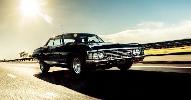 fddd52ce1c From TheJournal.ie This 1967 Chevy is a roaring muscle car fresh out of  Supernatural