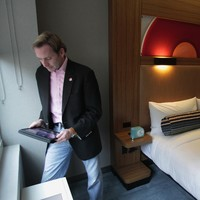 High-tech hotel backed by Denis O'Brien to open in Dublin next July
