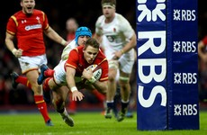 You're the analyst: What were the keys to this Wales try against England?