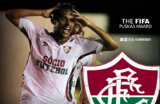 The Brazilian Beckham? Fluminense urge Fifa to consider this rocket for the Puskas