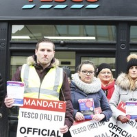 Mandate and Tesco agree to 'without prejudice' talks with a view to ending ongoing strike